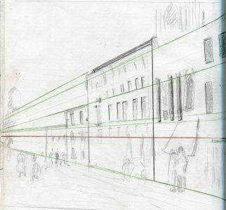 sketch building 2053